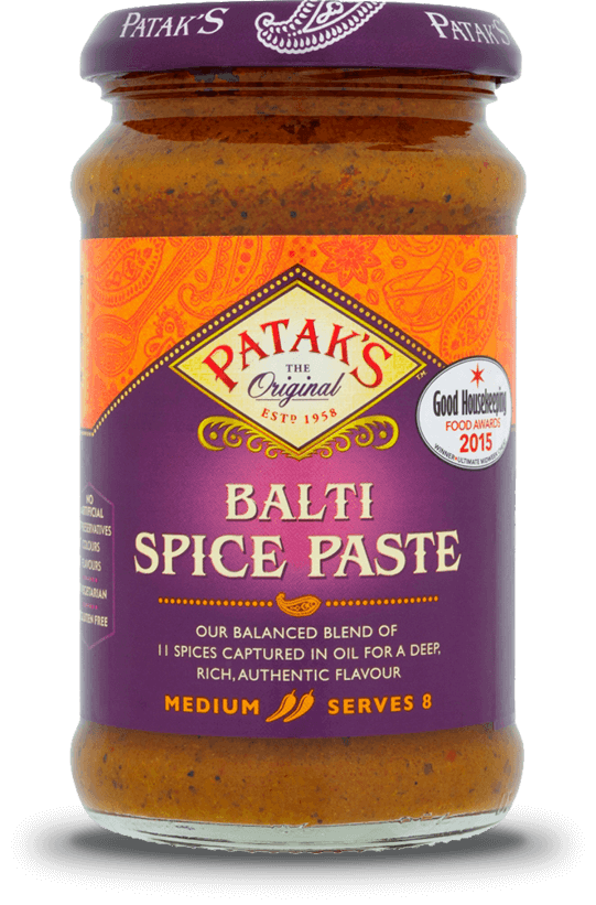 Image result for pataks curry paste balti