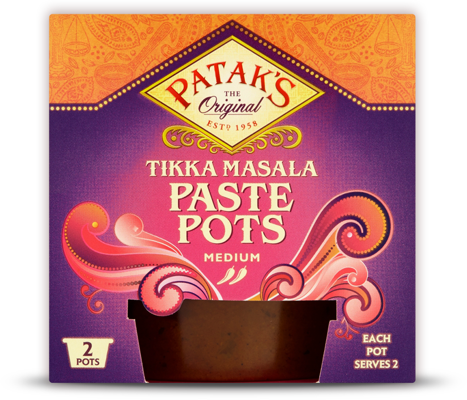 Tikka Masala Paste Pot