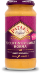 Yogurt & Coconut Korma Sauce