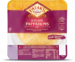 Pappadums - Plain & Ready to Eat