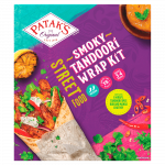 Smoky Tandoori Wrap Kit