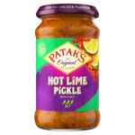 Hot Lime Pickle