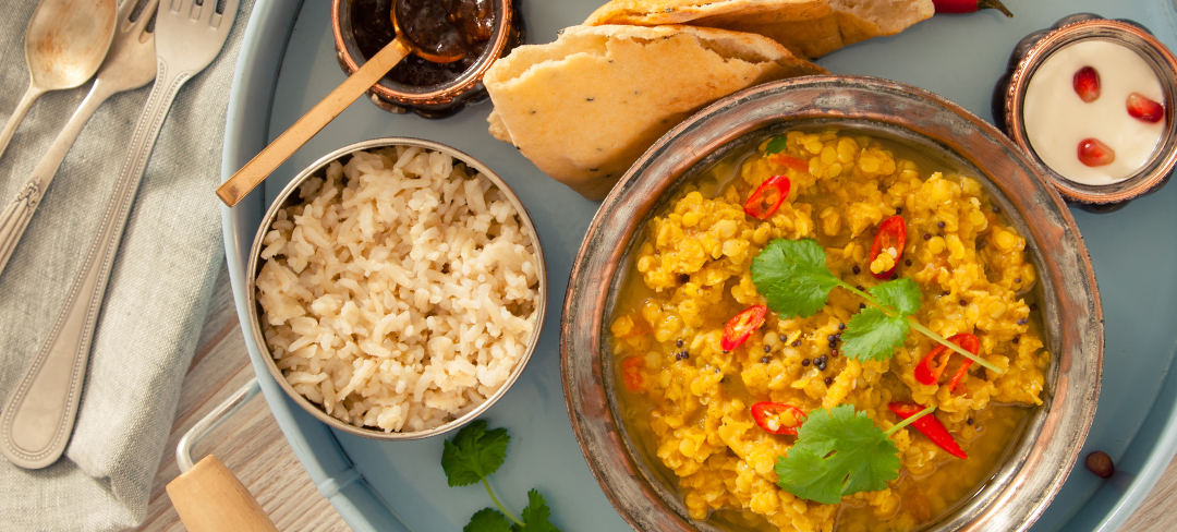 Tadka Dal National Curry week