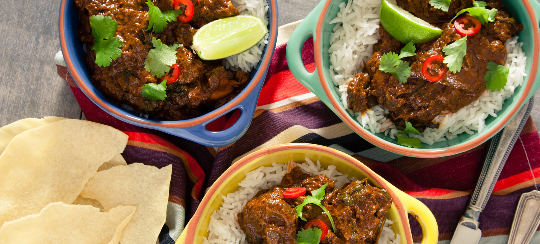 Lamb Rogan Josh National Curry Week