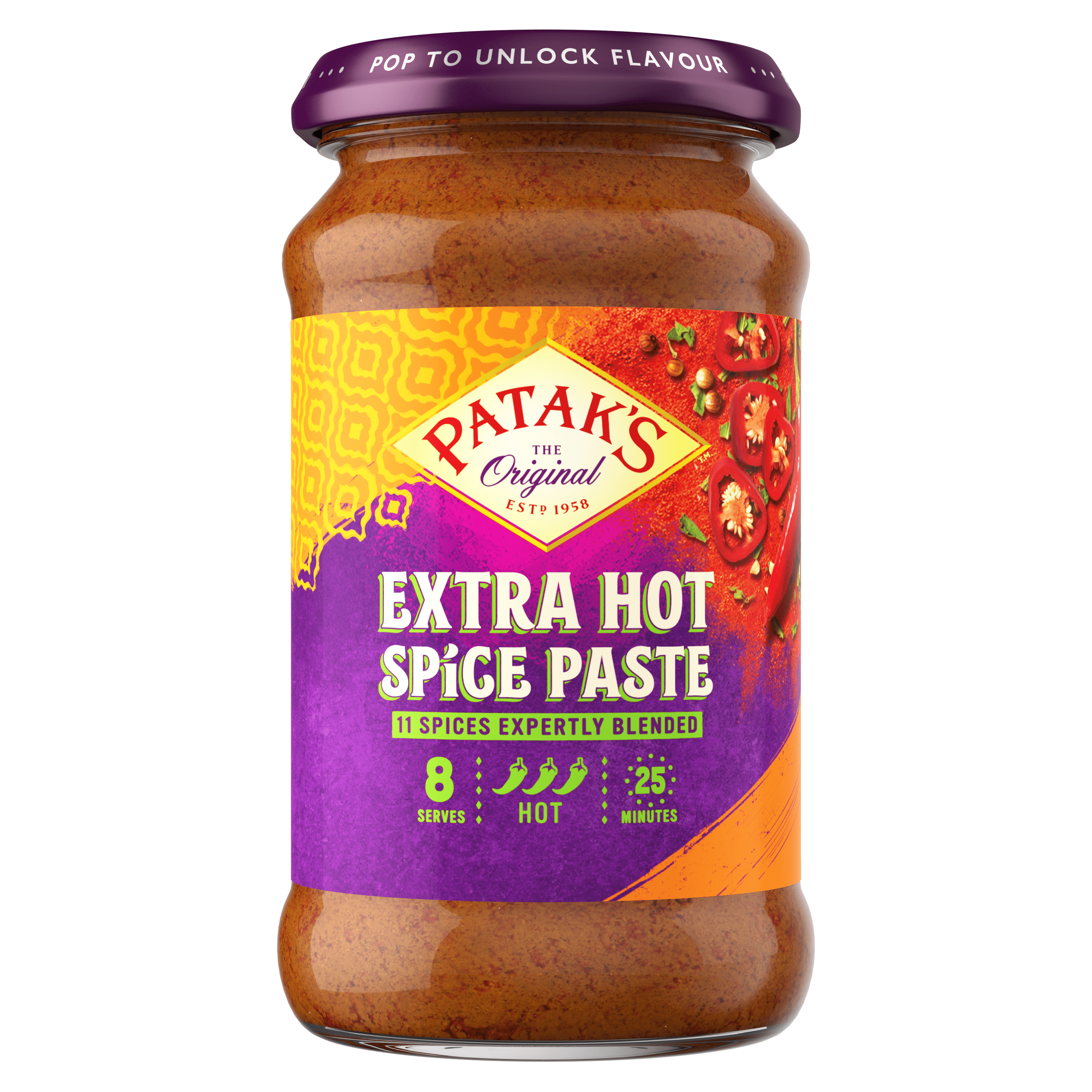 Extra Hot Spice Paste