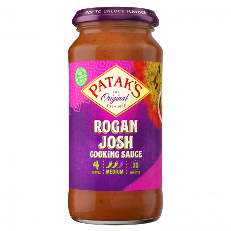 Rogan Josh Cooking Sauce